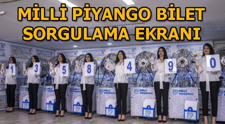 Milli Piyango yılbaşı çekilişinde 1 milyon TL kazandıran numaralar belli oldu! İşte Milli Piyango sıralı tam liste