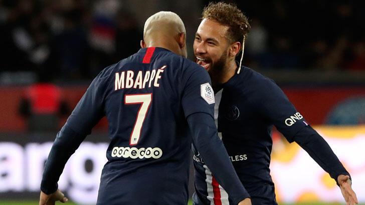 Fransa'da şampiyonluğun en büyük adayı yine PSG