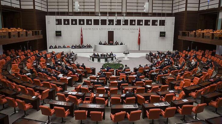 Son dakika... Libya Tezkeresi 325 oyla Meclis'te kabul edildi