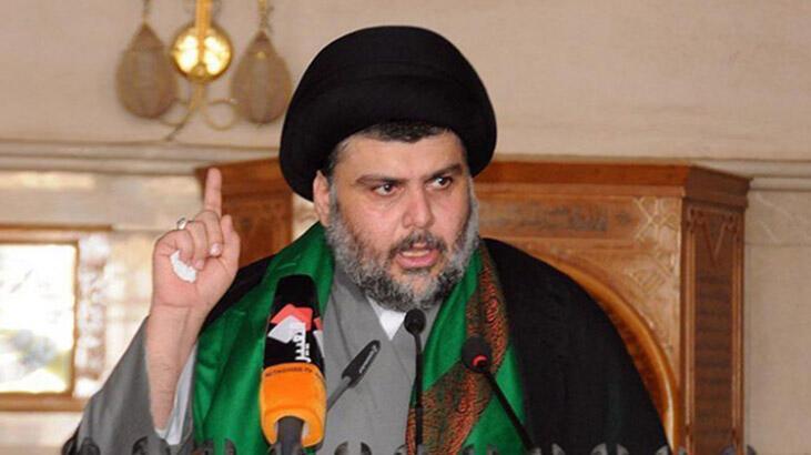 Şii lider Sadr'dan milis güçlerine 'Irak'ı savunmaya hazır olun'  çağrısı