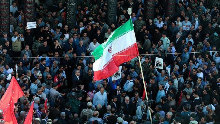 Devrim Muhafızları Sözcüsü: 'ABD ve İsrail'in sevinci mateme dönüşecek'