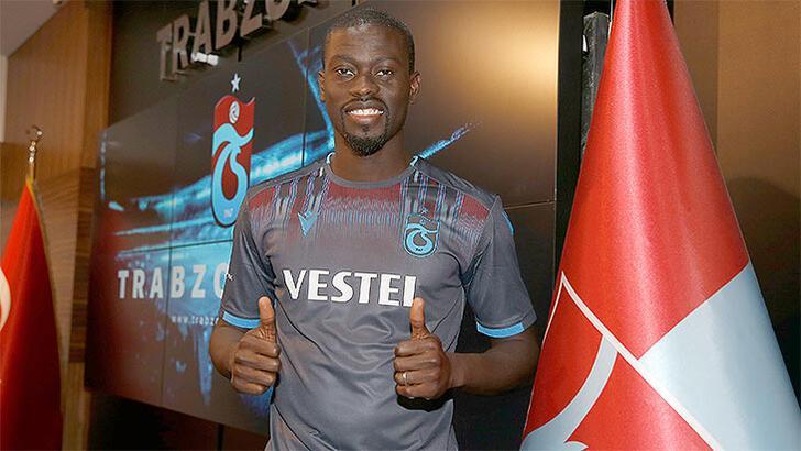 Trabzonspor, Ndiaye'nin maliyetini KAP'a bildirdi!