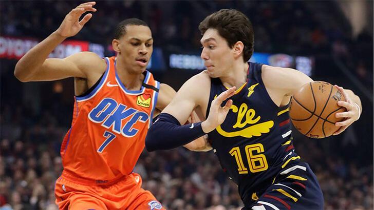 Cedi şov yaptı ama Cavaliers mağlup: 106-121