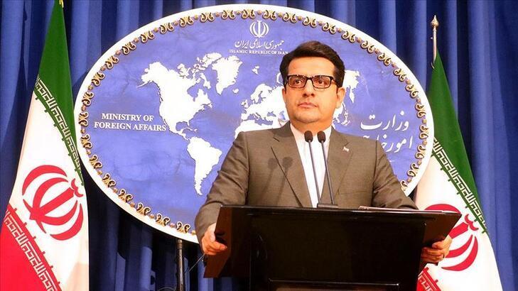 İran Dışişleri Bakanlığı Sözcüsü: İran tehdit gölgesi altında ABD ile müzakereyi kabul etmeyecek