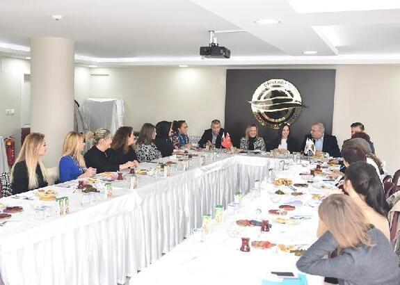 BTSO Kadın Girişimciler Kurulu, İcra Komitesi toplantısını Orhangazi'de gerçekleştirdi
