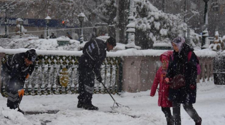 Eskişehir'de bugün okullar tatil mi? Eskişehir 7 Ocak okullar tatil mi?