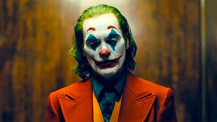 Joker BAFTA'ya damga vurdu