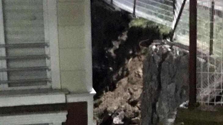Sakarya'da faciadan dönüldü! İki bina tedbir amaçlı boşaltıldı
