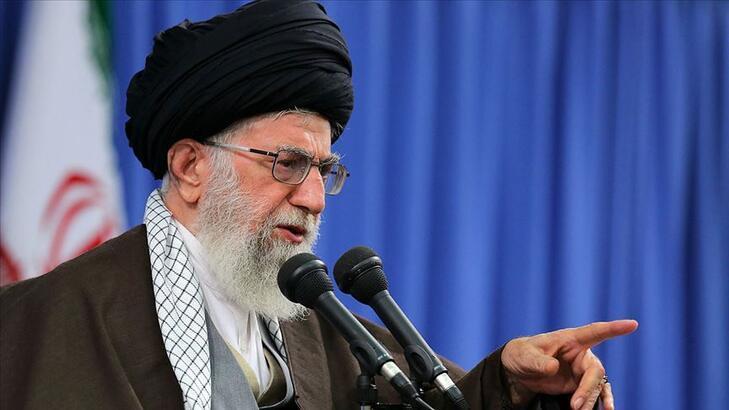 """Son dakika haberi... İran dini lideri Hamaney'den kiritik açıklamalar! """"Sadece askeri güce sahip değiliz, halkta da..."""""""