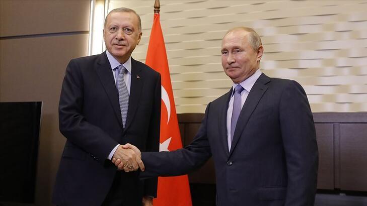 TürkAkım bugün Cumhurbaşkanı Erdoğan ve Putin'in katıldığı törenle açılıyor