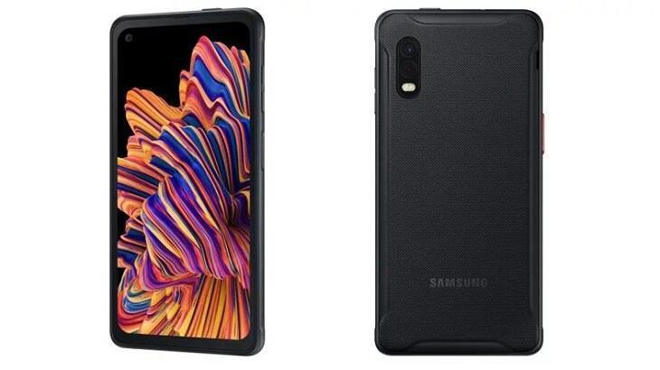 Samsung ekstra dayanıklı telefonu Galaxy Xcover Pro'u duyurdu!
