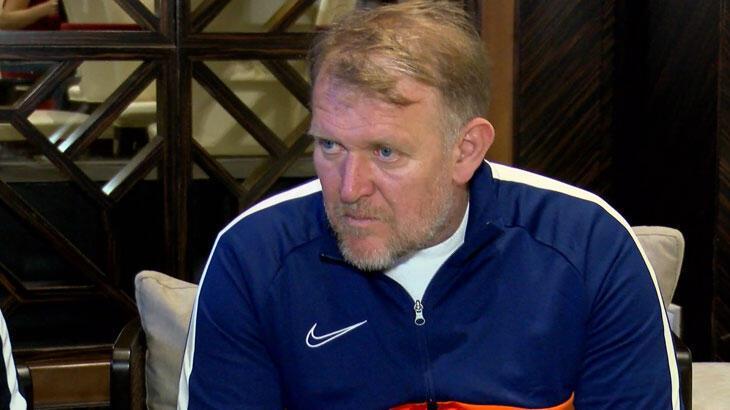 Kayserispor Teknik Direktörü Robert Prosinecki: Takımı ligde tutacağız