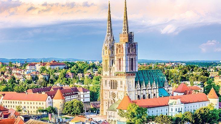 Acelesi olmayan bir şehir: Zagreb