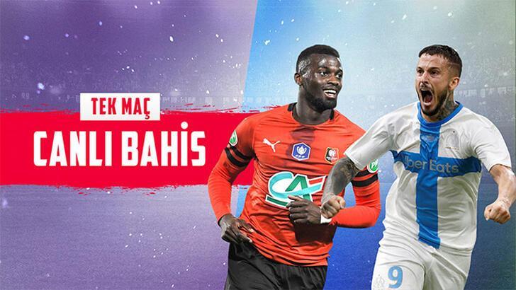 Rennes-Marsilya maçının heyecanı Misli.com'da