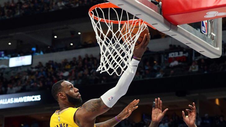 LeBron James, Michael Jordan'ı geçti!