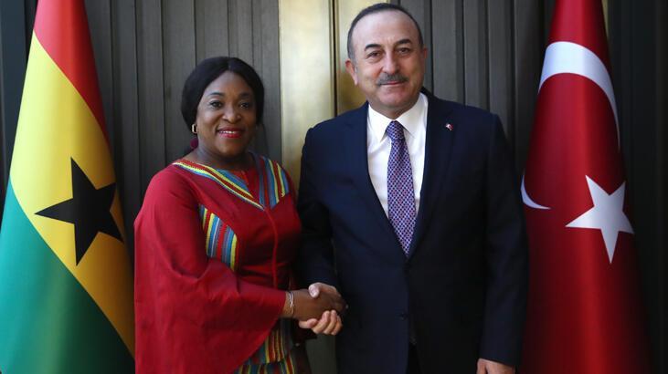 Son dakika  Bakan Çavuşoğlu: Libya'da kaosun sebebi Fransa
