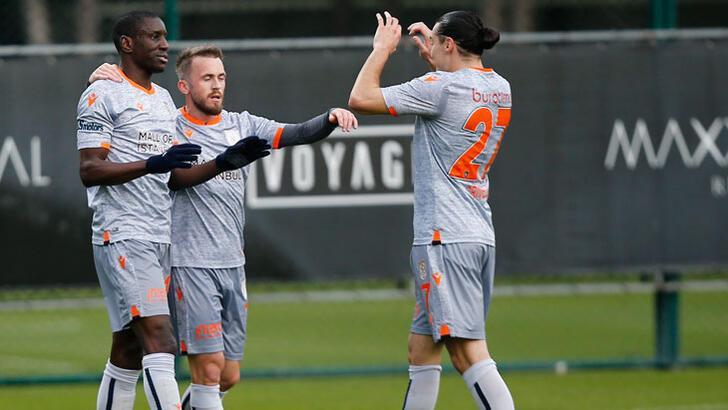 Medipol Başakşehir - Young Boys: 3-1
