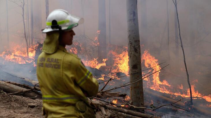 Australya yangınları: Morrison'dan 'hatalar yaptım' itirafı