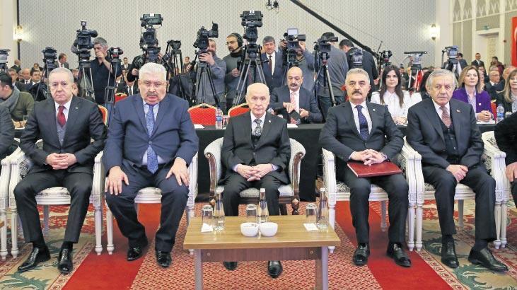 Bahçeli'den CHP'ye Libya tepkisi: Haritada Fizan'ın yerini gösteremez