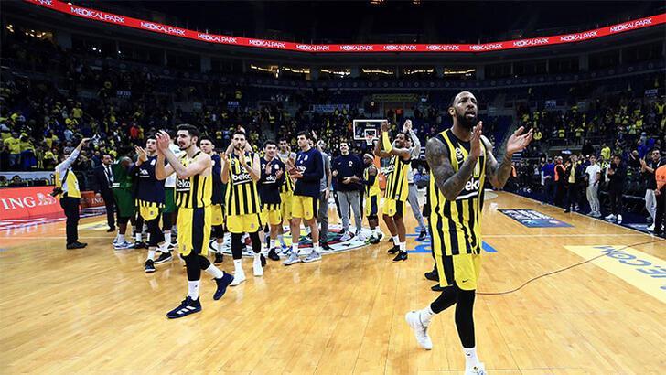 Fenerbahçe Beko 3'te 3 peşinde