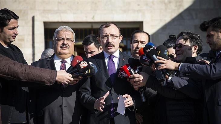 Son dakika... AK Parti'den inşaatlar için yeni kanun teklifi