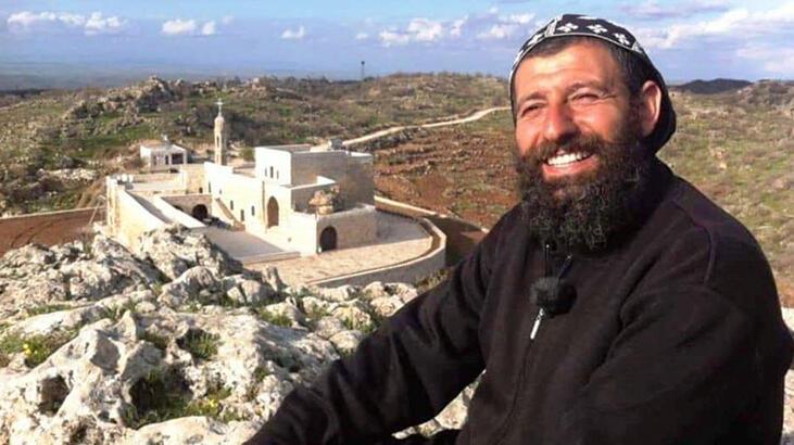 Mardin'de tutuklanan rahip, teröristleri manastırda saklamış
