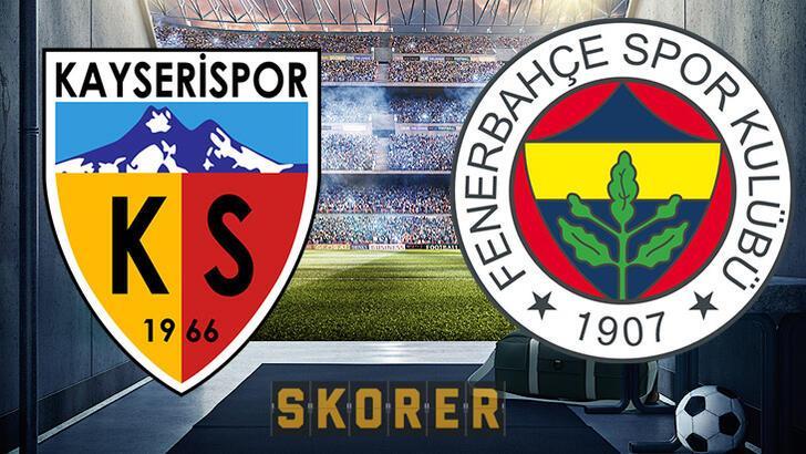 ZTK: Kayserispor Fenerbahçe kupa maçı ne zaman? Müsabaka saat kaçta, hangi kanalda?