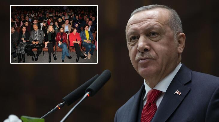 Son dakika...Cumhurbaşkanı Erdoğan'dan bu kareye çok sert tepki!