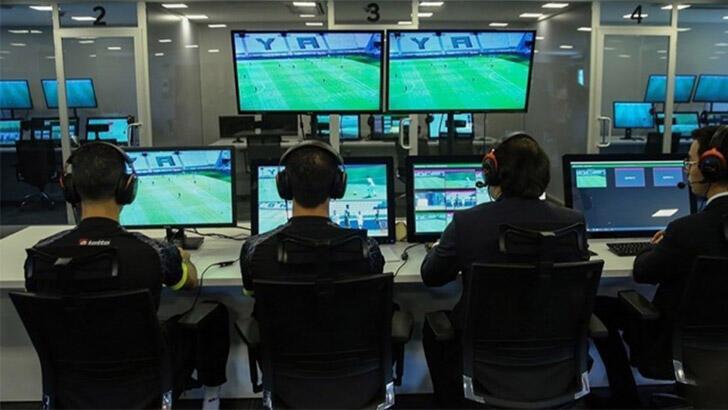 Son dakika |  TFF'den VAR ve penaltılarla ilgili açıklama