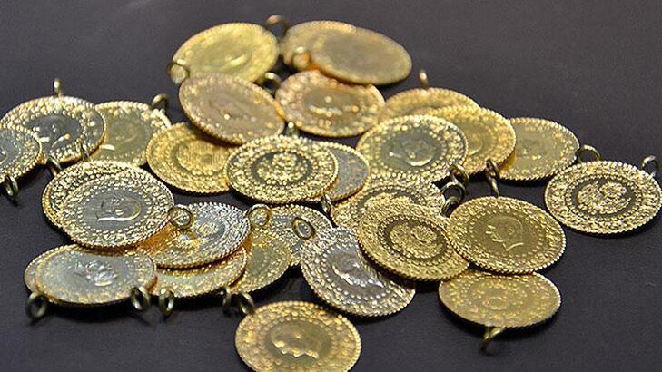 Altının kilogramı 292 bin 500 liraya geriledi