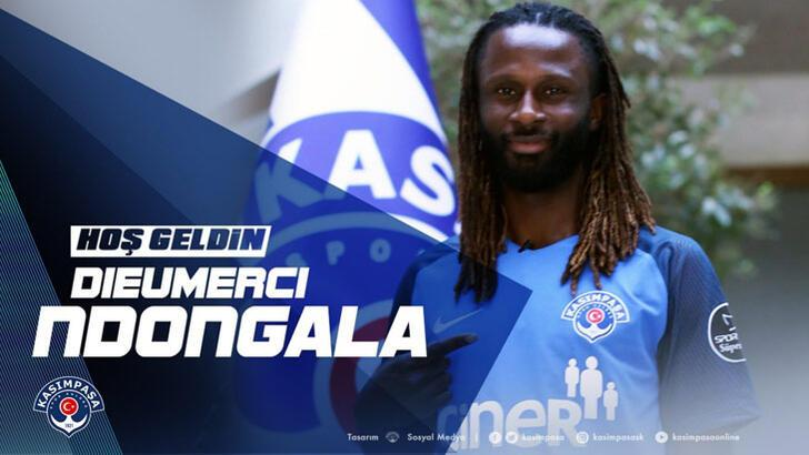 SON DAKİKA | Kasımpaşa, Ndongala'yı transfer etti