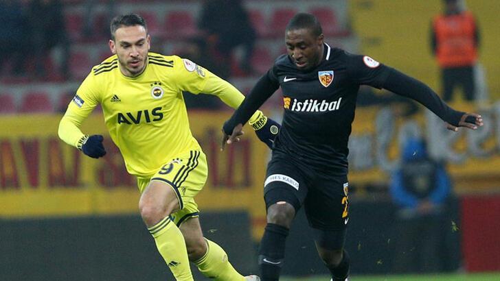 Fenerbahçe'de yedek oyuncular şans buldu