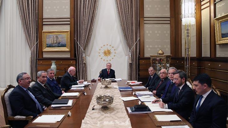 Yüksek İstişare Kurulu Toplantısı sona erdi: Dezenformasyon hamleleri engellenecek