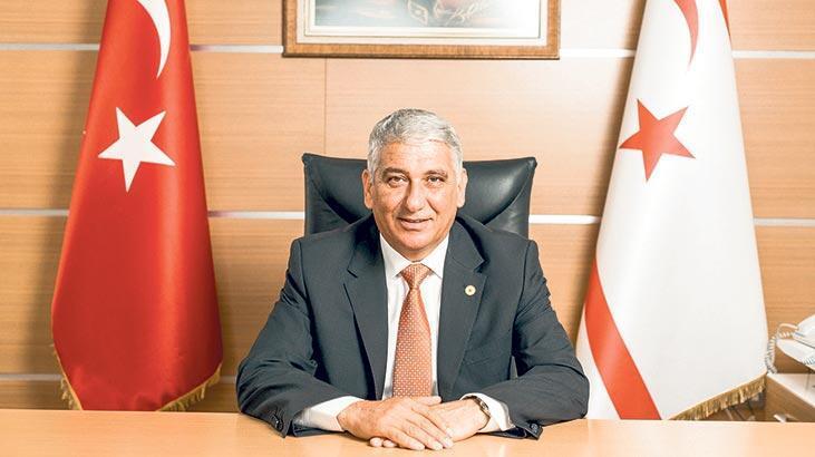 'Kıbrıs halkının  gönlünde taht kurdu'