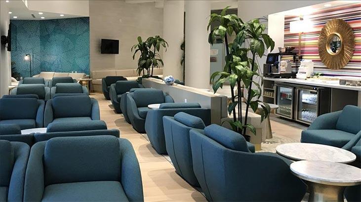 TAV ABD'de dördüncü yolcu salonunu açtı