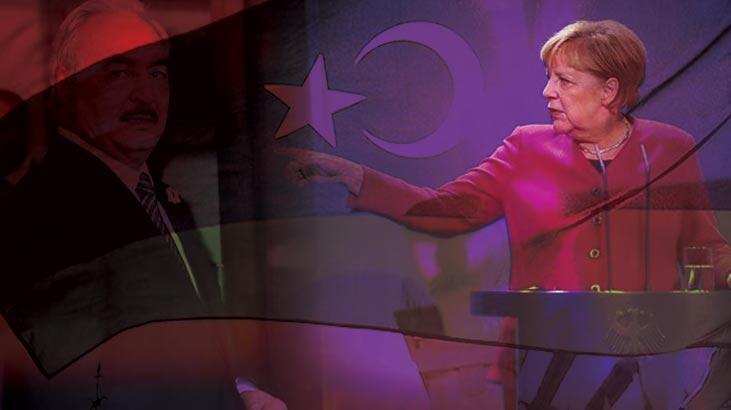 Merkel'den 'Hafter' açıklaması: Ateşkese uymayı sürdürmeye hazır olması iyi haber