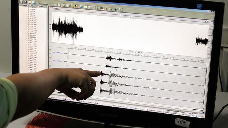 Son dakika deprem haberleri 16 Ocak - Deprem mi oldu, nerede kaç şiddetinde oldu? - Kandilli Rasathanesi deprem haritası listesi