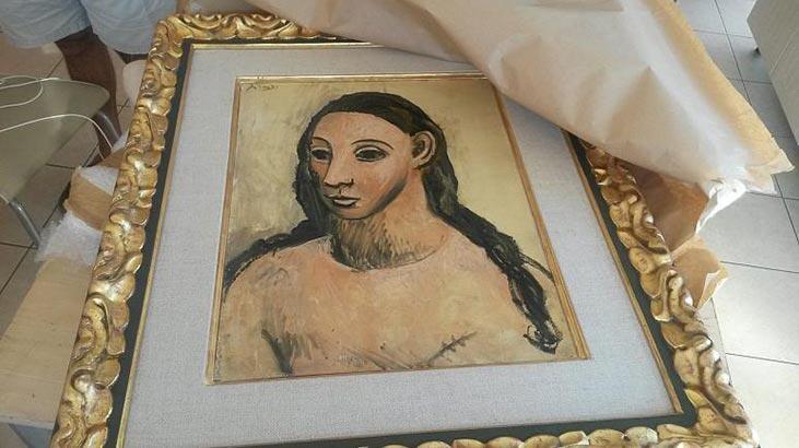 Picasso'nun eserini kaçırmıştı! Eski bankere 52 milyon euro ceza