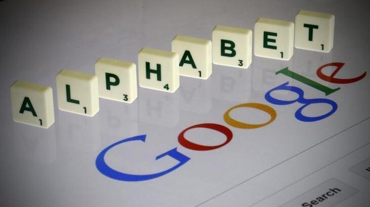 Google'ın çatı şirketi Alphabet'in değeri 1 trilyon dolar'a ulaştı