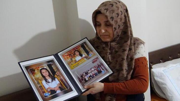 Okulda servisin altında kalarak ölen Eylül'ün ailesi için acılı karne günü