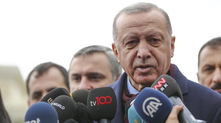 Cumhurbaşkanı Erdoğan'dan flaş açıklama! Güvenilir bir adam değil