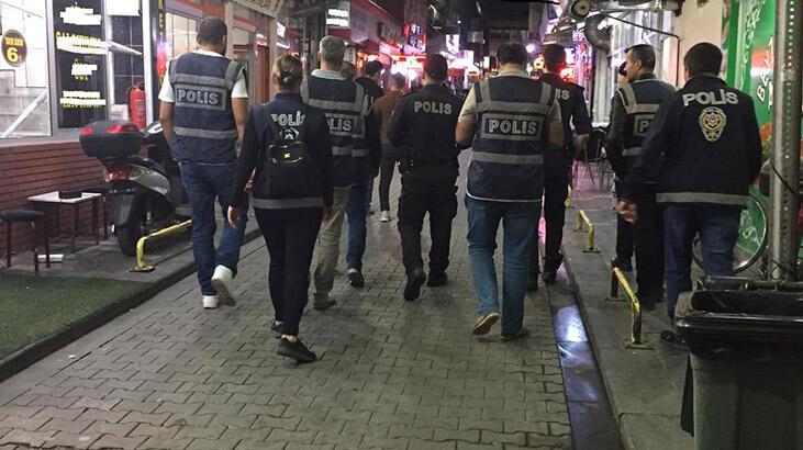 Malatya'da aranan 11 kişi yakalandı