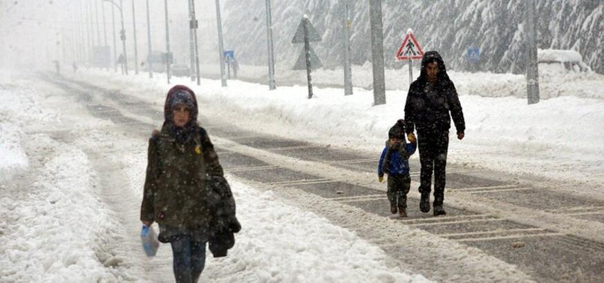 Ankara hava durumu - İstanbul hava durumu - İzmir hava durumu | MGM uyardı!