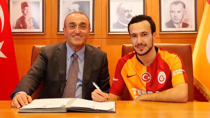 Son dakika   Galatasaray, Atalay Babacan'ın sözleşmesini uzattı!
