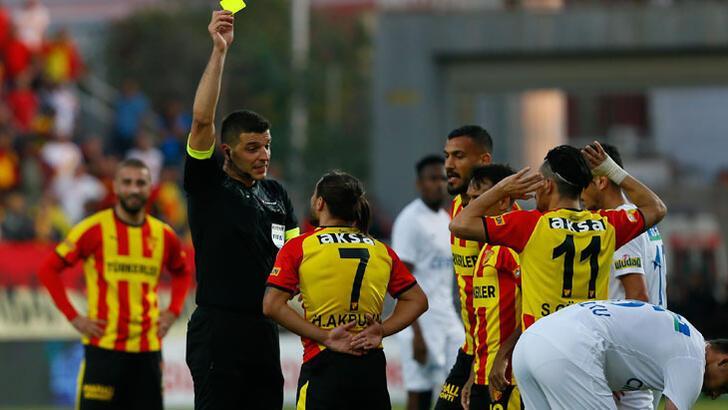 Fenerbahçe-Hes Kablo Kayserispor maçının hakemi belli oldu!