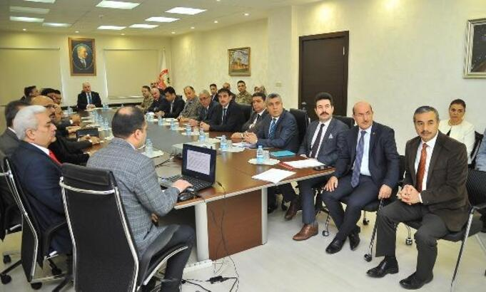 Osmaniye'de, uyuşturucu ve bağımlılıkla mücadele toplantısı