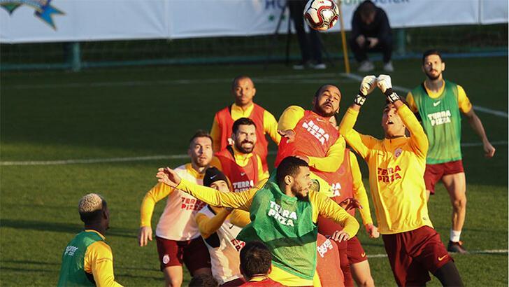 Galatasaray'ın ikinci yarı açılışı Yukatel Denizlispor'la...