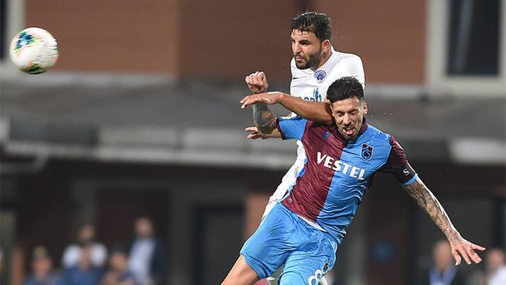 Trabzonspor ile Kasımpaşa karşı karşıya