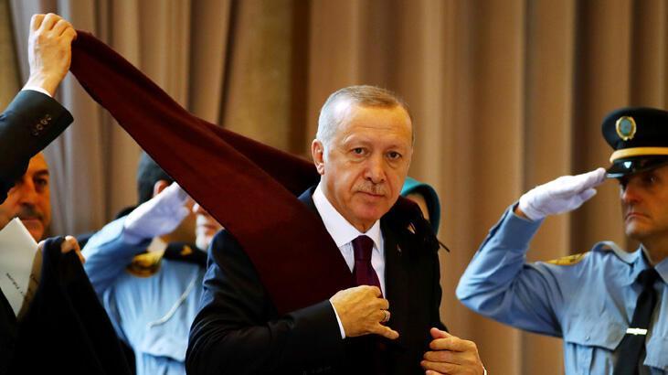 Son dakika... Erdoğan, Berlin'deki Libya Konferansı'na katılıyor