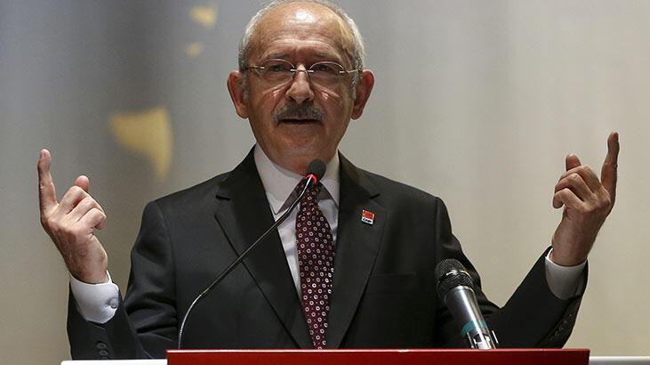 Kemal Kılıçdaroğlu, CHP Eğitim Çalıştayı'nın açılışında konuştu